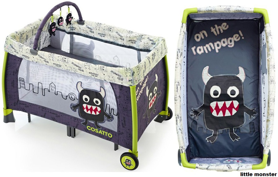 фото Cosatto Moon Unit little monster