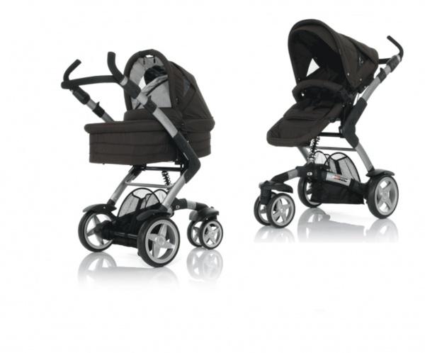 детские модульные коляски 2 в 1 фото