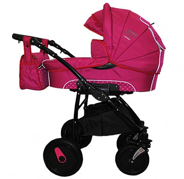 фото розовой модели Camarelo Jazz 2 в 1