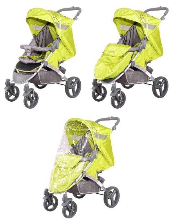 картинка прогулочной коляски