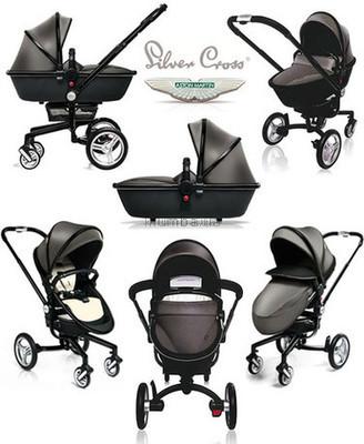 коляски для новорожденных дорогие фото