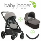 Baby Jogger CITY SELECT LUX с бампером